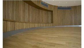 Installation for Shakespeare's Globe, Sackler Studios