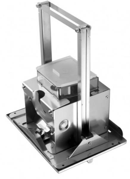 Soap Dispenser 400ml Behind the Mirror Classic Range92020SS