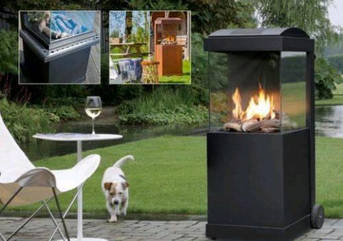 Outdoor Fires - The Buzz
