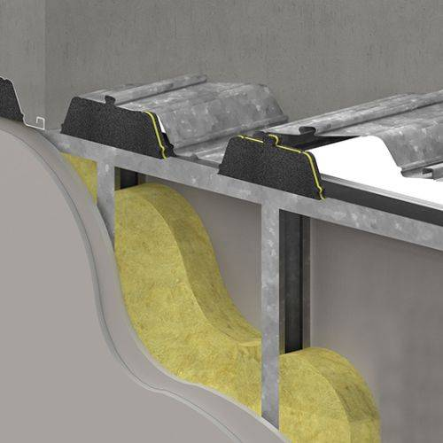SIDERISE AVC Acoustic Void Closures for Tops of Walls (formerly Lamaphon AVC)