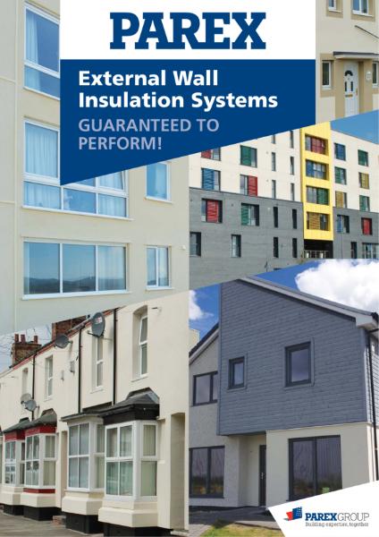 External Wall Insulation Systems