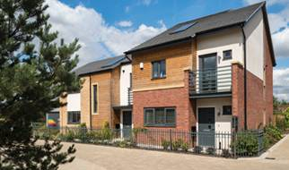 Cavity Closers used in the UK's largest zero carbon village