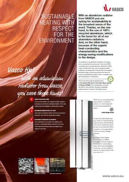 Vasco Aluminium Radiators