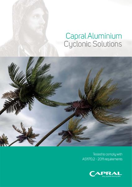 Capral Aluminum Cyclonic Solutions
