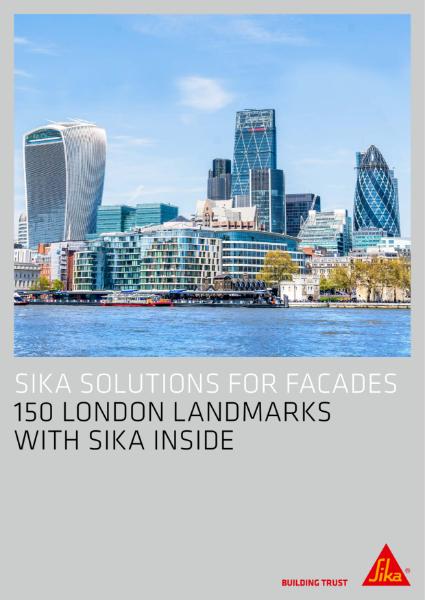 Structural Glazing 150 London Landmarks