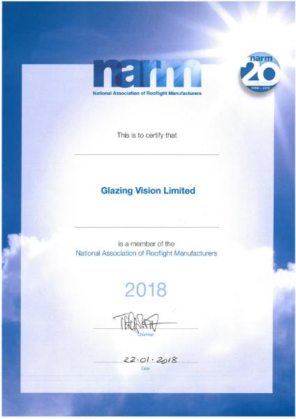 NARM Certificate