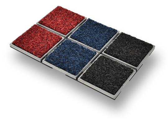 INTRAtech - Entrance matting