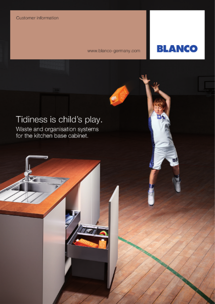 BLANCO Select Bins