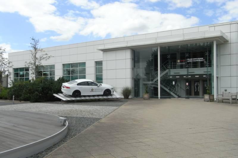 Jaguar Land Rover Design Centre