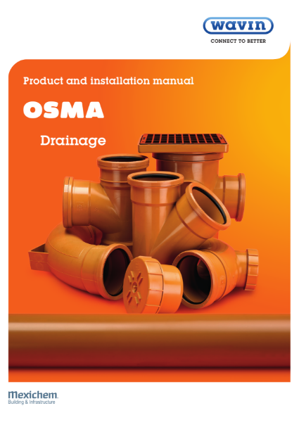OsmaDrain Product & Installation Guide