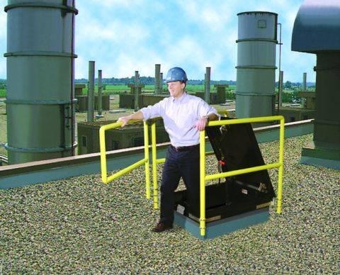 Bil-Guard™ Hatch Rail System