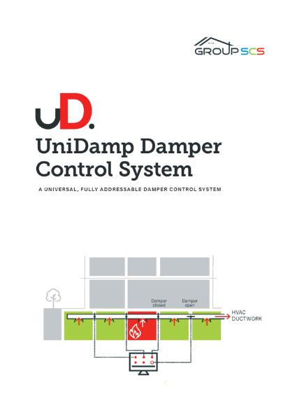 UniDamp Damper Control System
