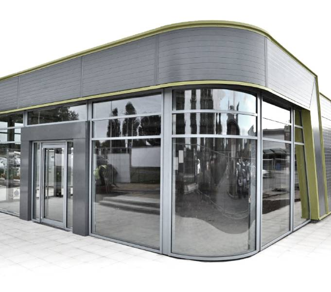 Kestrel Aluminium Systems Thermal Framing