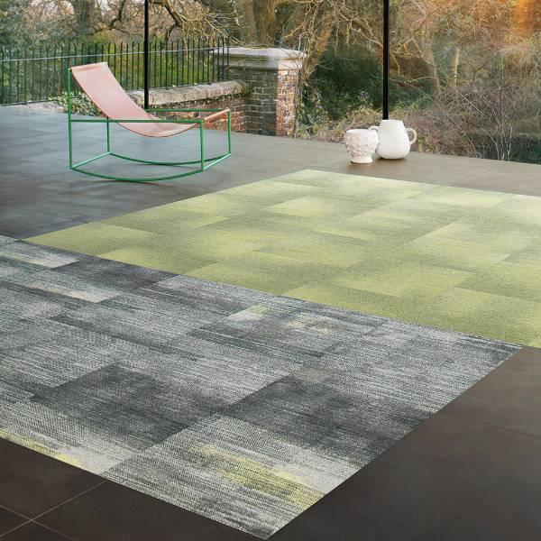 Naturally Drawn - Pile carpet tiles
