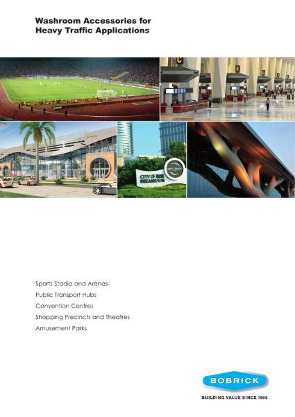 Heavy Traffic Brochure