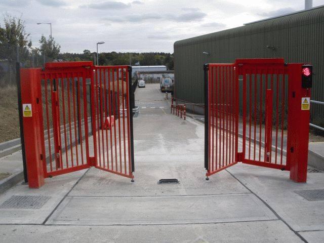 Speedmaster – Carbon steel gate
