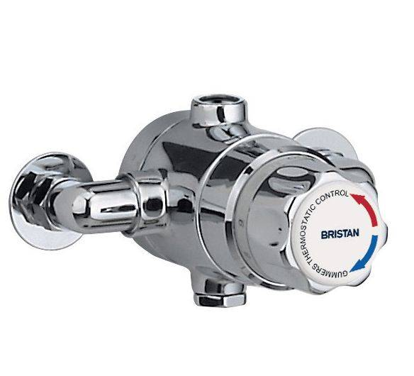 15 mm Thermostatic Exposed Mixing Valve TS1503ECP-2000-MK