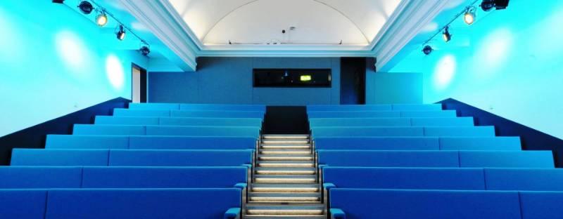 London Science Museum Bench Seating System