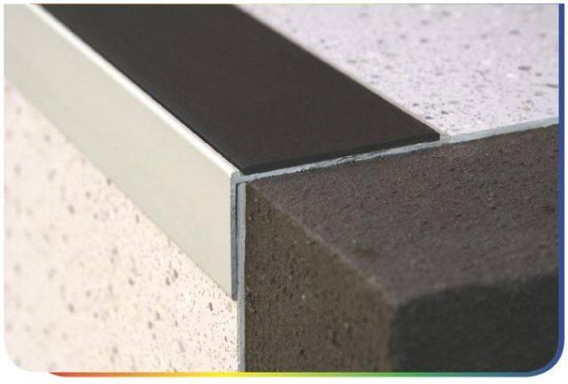 Slimline Aluminium Nosings