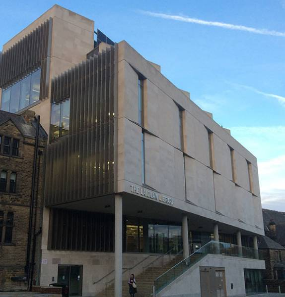 Laidlaw Library Leeds - Solar Shading