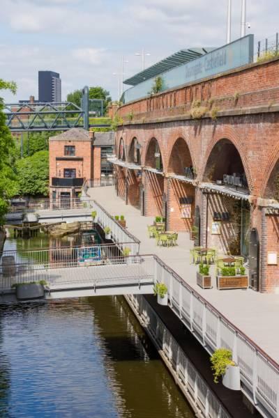 Deansgate Locks - Manchester