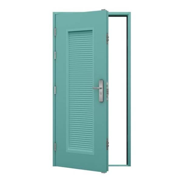 Steel Louvred Door (Security)