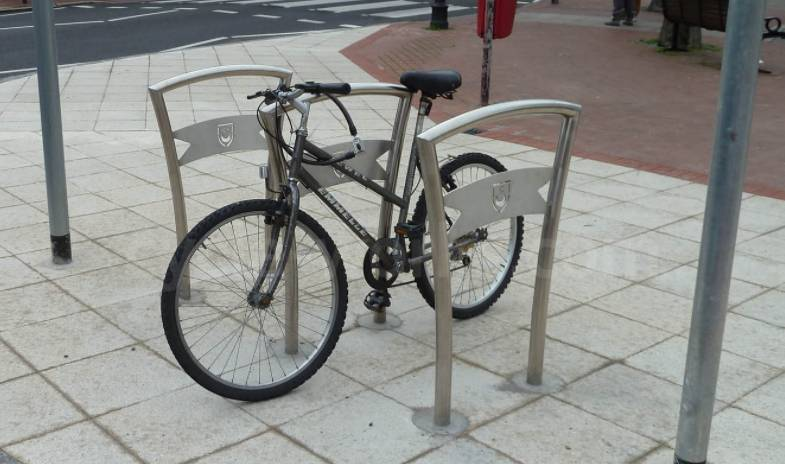 Lock2Me Cycle Stand