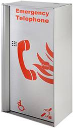 ViLX-OSA Type A Fire Telephone
