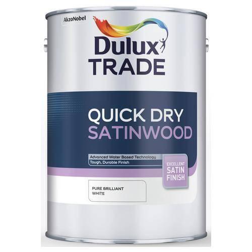 Quick Dry Satinwood