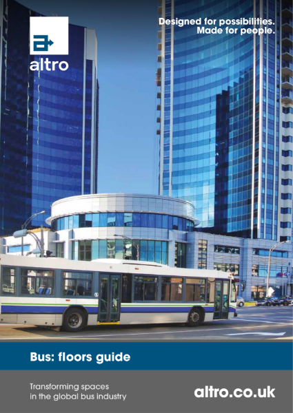 Altro Bus Sector Guide Brochure
