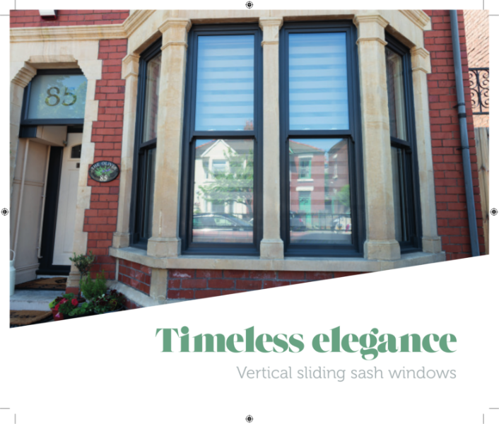 Charisma Vertical Sliding Sash Windows Consumer Brochure