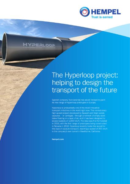 Hyperloop Case Study