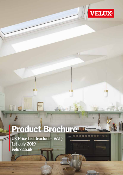 VELUX July 2019 Product Brochure