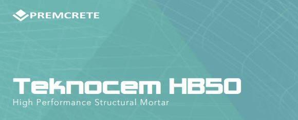 Teknocem HB50