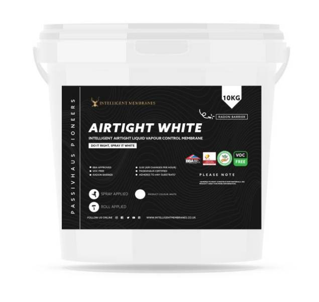 AIRTIGHT WHITE®