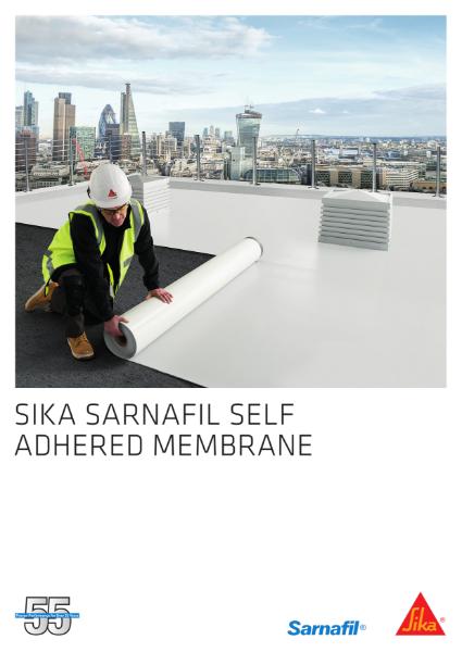 Sika Sarnafil Self-Adhered Membrane