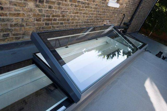 The Opening Roof Window - Electric