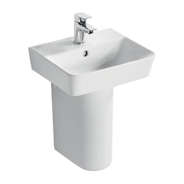 Concept Air Cube 40 cm Handrise Basin