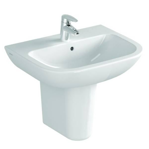 VitrA S20 Washbasin, 55 cm, 5502