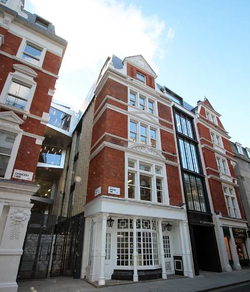 Replacement Conservation Timber Sash Windows Chancery Lane London