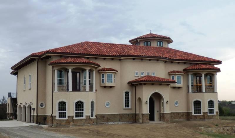 Designer residence sets new ICF standards