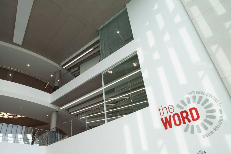 The Word, Nation Centre for the Written Word