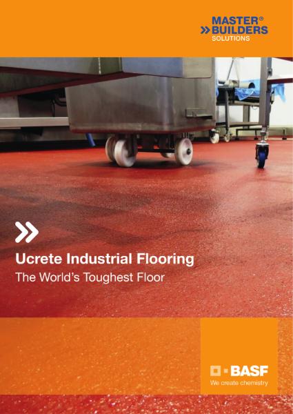 Ucrete Industrial Flooring - The Worlds Toughest Floor