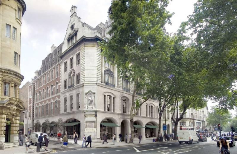 Hotel L'Oscar, Bloomsbury, London