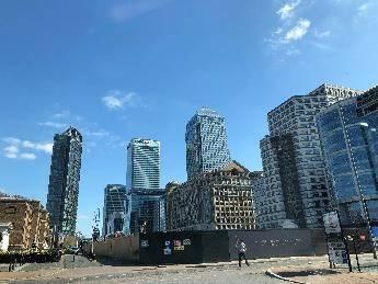 Newfoundland - Canary Wharf