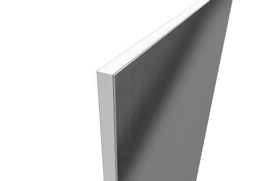 Lead Lined Plasterboard
