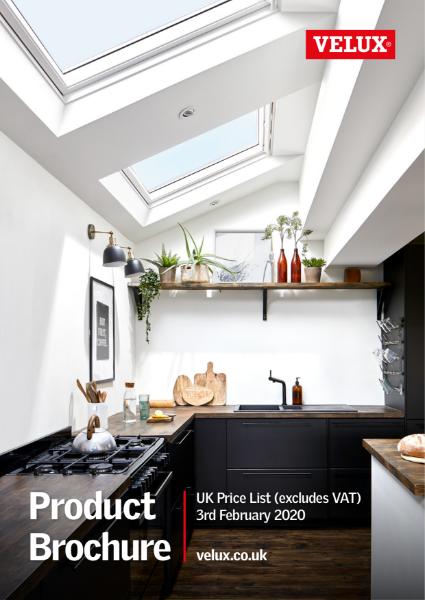 VELUX February 2020 Product Brochure