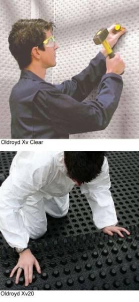 Oldroyd Xv Clear/ Xv Black/ Xv20