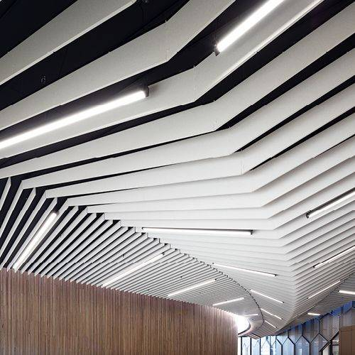Frontier Acoustic Modular Ceiling System Sierra