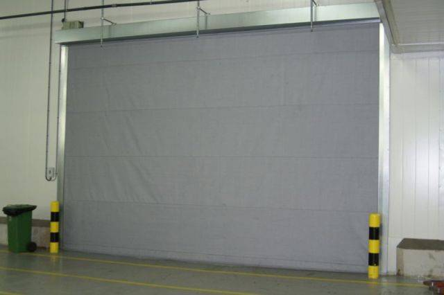 Fire Curtain FM-1